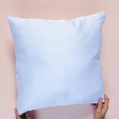 가벼운 솔리드 면 베개